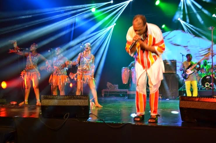 24 Femi Kuti Dazzled At Legend Extra Stout Re Launch