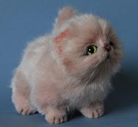 мастер-класс по шитью котенка, онлайн-курс Котенок