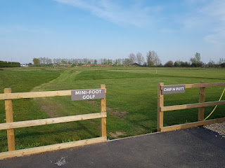 Stonham Barns Golf Park is also home to a Mini-Foot Golf course and a Chip & Putt layout