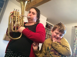 Brass playing and kids