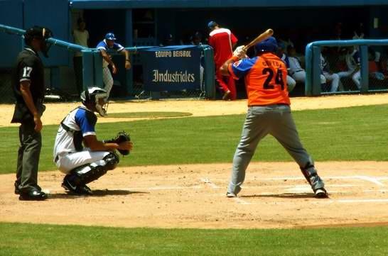 Cepeda aspira a integrar el equipo Cuba al 4to Clásico Mundial Foto: Yirsandy Rodríguez Hernández