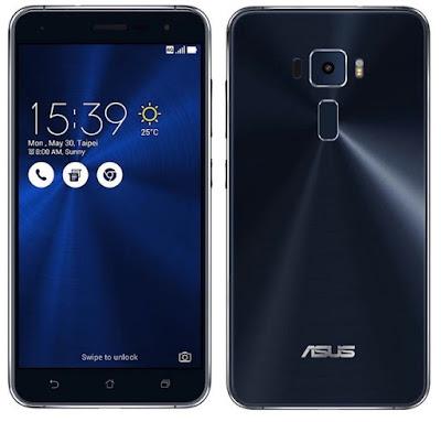 Harga Asus Zenfone 3 ZE552KL Layar 5,5 Inci, Sudah Tersedia di Indonesia