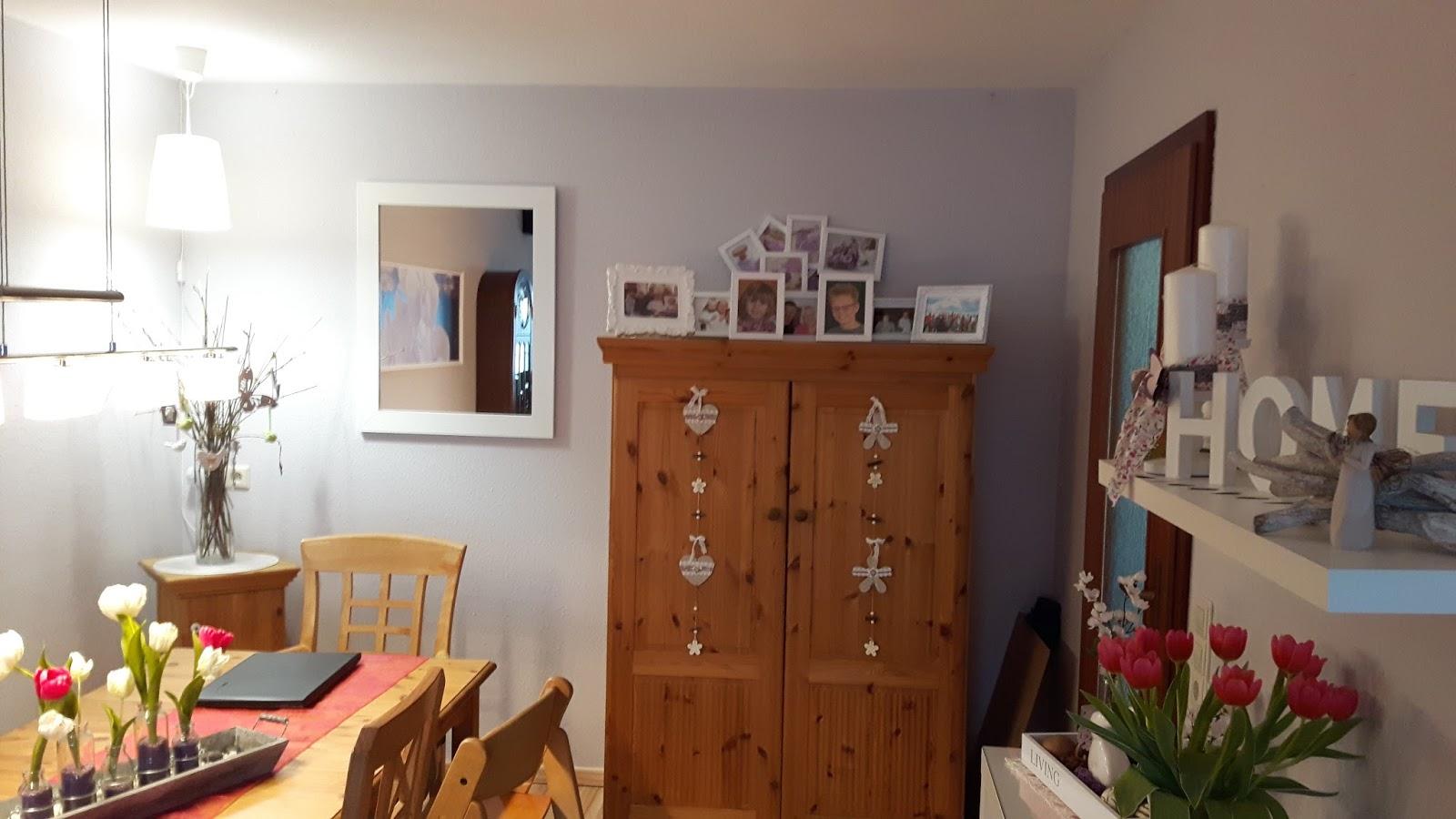 Vorgeschichte und Beginn ...   Bauprojekt - Wanddurchbruch zur Küche
