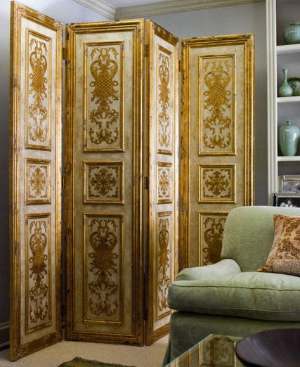 Elite Decor: 2014 Easy DIY Folding Screens Ideas : Room ...