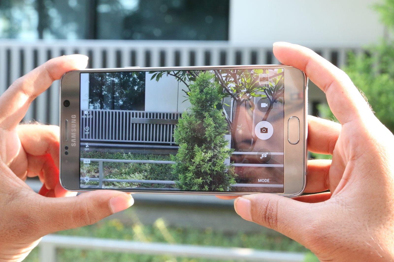 Danh gia Samsung Galaxy S7 thiet ke dep camera hoan hao