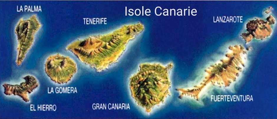 Isole Canarie 2019