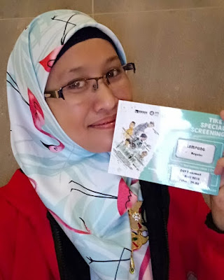 Review Film 5 Penjuru Masjid dan Nobar Cawagub Lampung Ustad Ahmad Jajuli