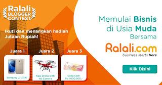 Ralali Blogger Contest