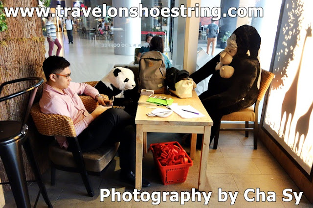ZOO COFFEE, Ifoodala,Mr. Panda, Cafe, Cofee shop,TRAVELONSHOESTRING, YUMMY FOOD, yummytales, KOREA, KOREA ZOO COFFEE
