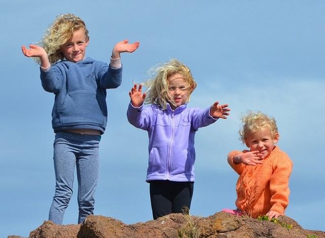 3 Çocuk
