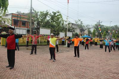 Kemenag Tanjungbalai : Olahraga Itu Penting