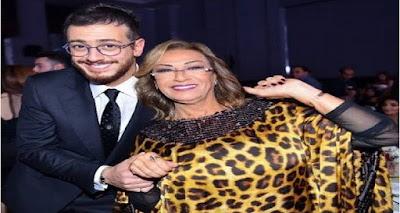 أغرب تعليق صادم من والدة سعد لمجرد بعد فضيحة اعتقاله في باريس البارحة