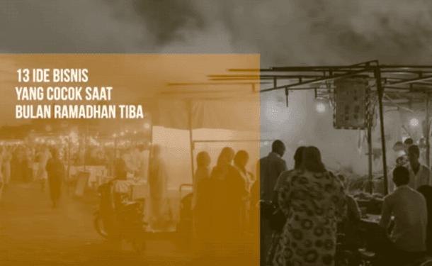13 Ide Bisnis Saat Puasa Bulan Ramadhan