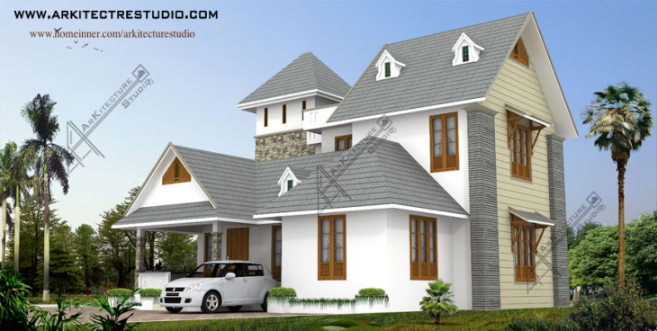 Colonial house designs joy studio design gallery best for Colonial style house plans kerala
