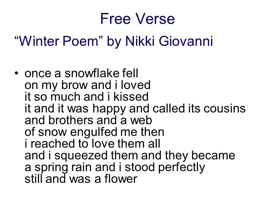 Free Verse Poem Examples -alaskainpics