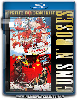 Guns N' Roses Appetite for Democracy Torrent