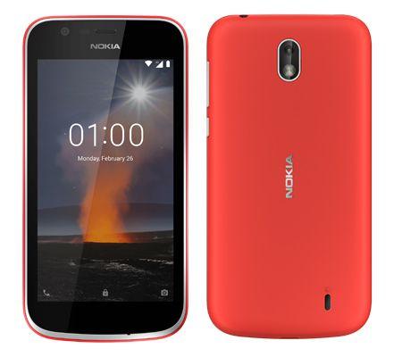 Harga dan Spesifikasi Nokia 1 Ponsel Generasi Milenial