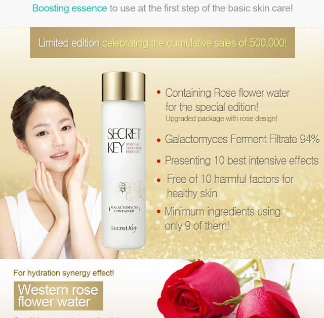SecretKey-Starting-Treatment-Essence--Rose-Edition