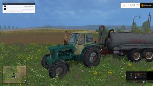 UMZ 6l tractor (2.0)