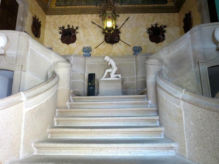 Casa da Ínsua - entrance
