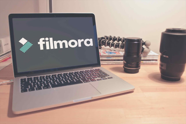 Filmora By Wondershare