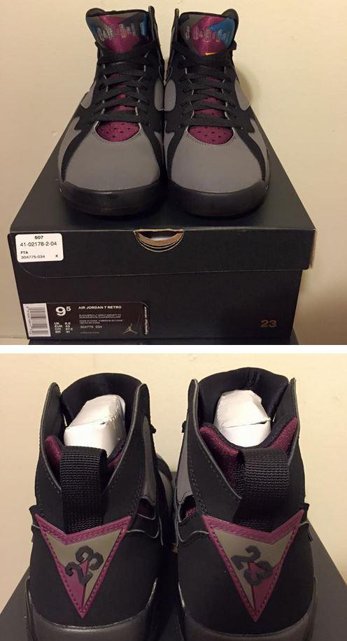 info for 32f96 5e4b4 THE SNEAKER ADDICT: Air Jordan 7