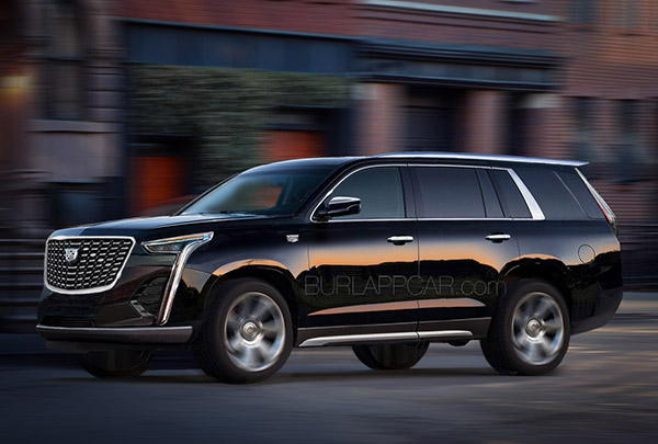 Burlappcar: 2020/21 Cadillac Escalade