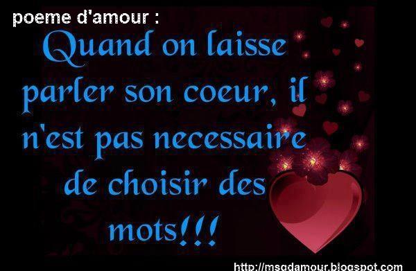 16 Lettres d'amour Lettre d'amour français