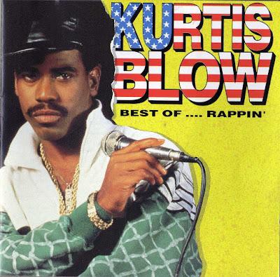 Kurtis Blow – Best Of… Rappin' (1990) (CD) (FLAC + 320 kbps)