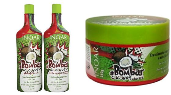 produtos para crescimento cabelos low poo