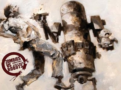 Zumbis vs Robôs Filme