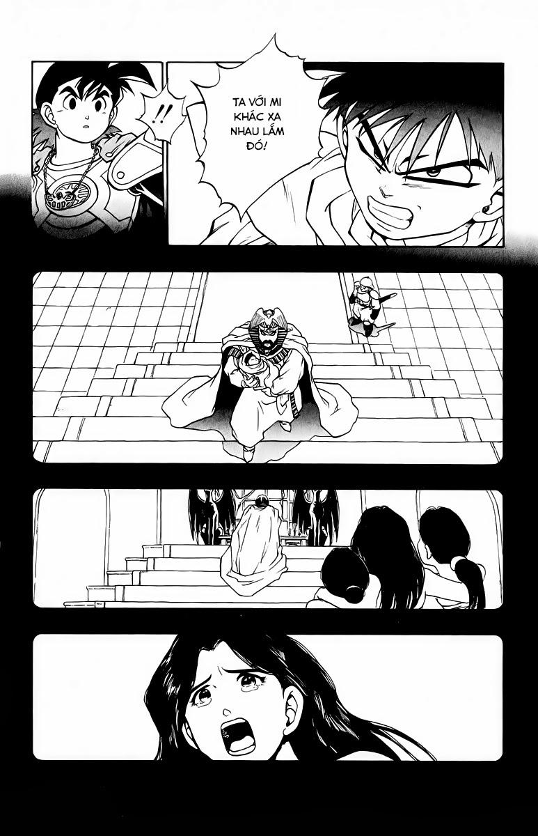 Dragon Quest: Emblem of Roto chap 34 trang 18