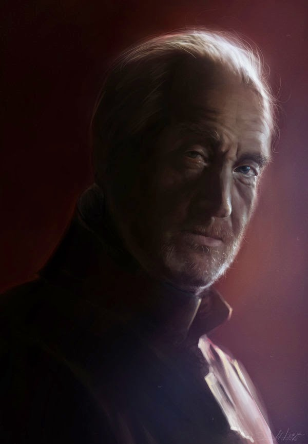 01-Tywin-Lannister-Ania Mitura-GoT-Game-of-Thrones-Digital-Paintings-www-designstack-co