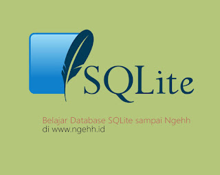 belajar Database SQLite Embedded Database Paling Populer