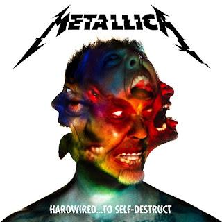 Download Metallica - Hardwired.. To Self-Destruct (2016) Full Album 320 Kbps