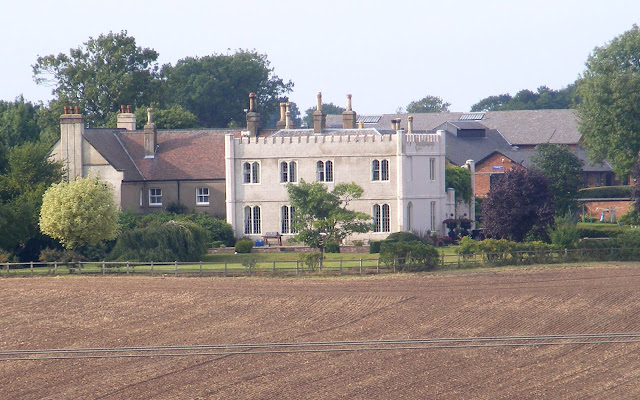 Callingwood Hall in Tatenhill