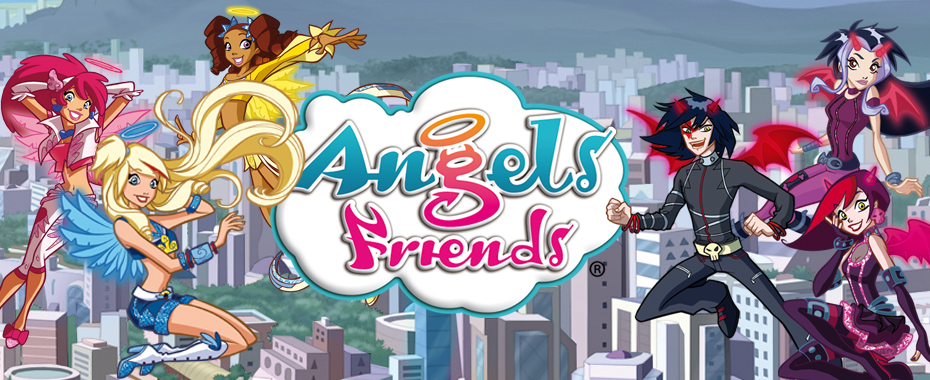 Angel's Friends Temporada 01 Audio Latino
