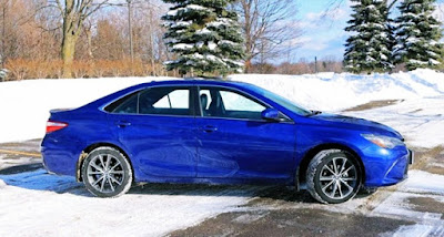 2016 Toyota Camry XSE V6 Release Date Blue