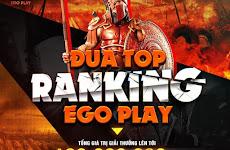 [Công bố]Danh sách đạt giải đua TOP Ranking