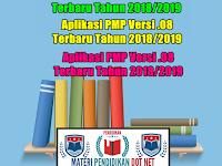 Aplikasi PMP Versi .08 Terbaru Tahun 2018/2019
