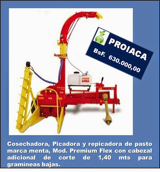 Equipos Forrajeros Disponibles