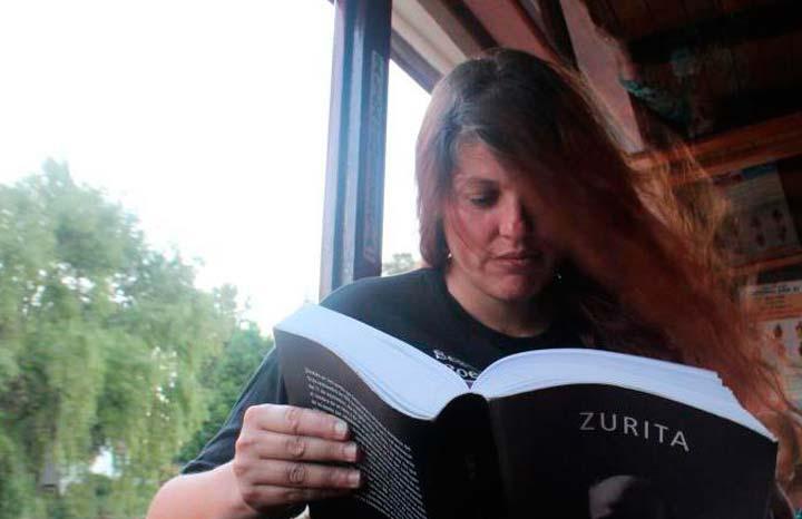 """Entrevista. Marisa Negri: """"Lloré durante toda la lectura de Olga Orozco"""""""