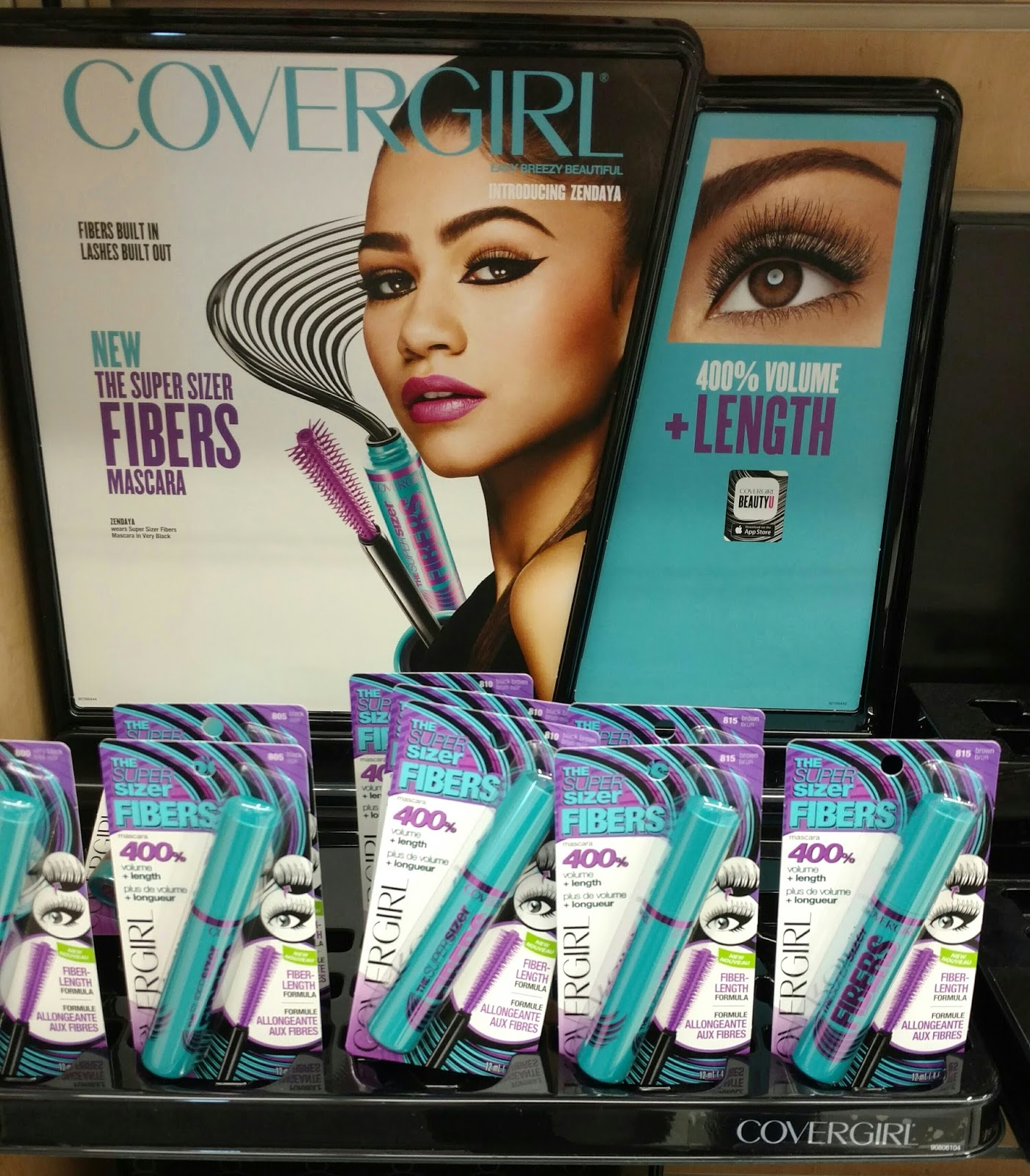 d50fe62740b CoverGirl Super Sizer Fibers Spotted at Walgreens | The Budget Beauty Blog
