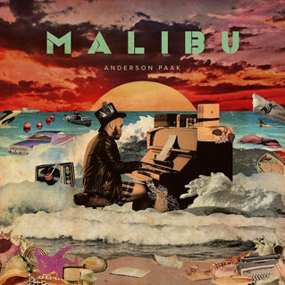 Anderson.Paak met le paquet - Malibu - Flabbergastmusic
