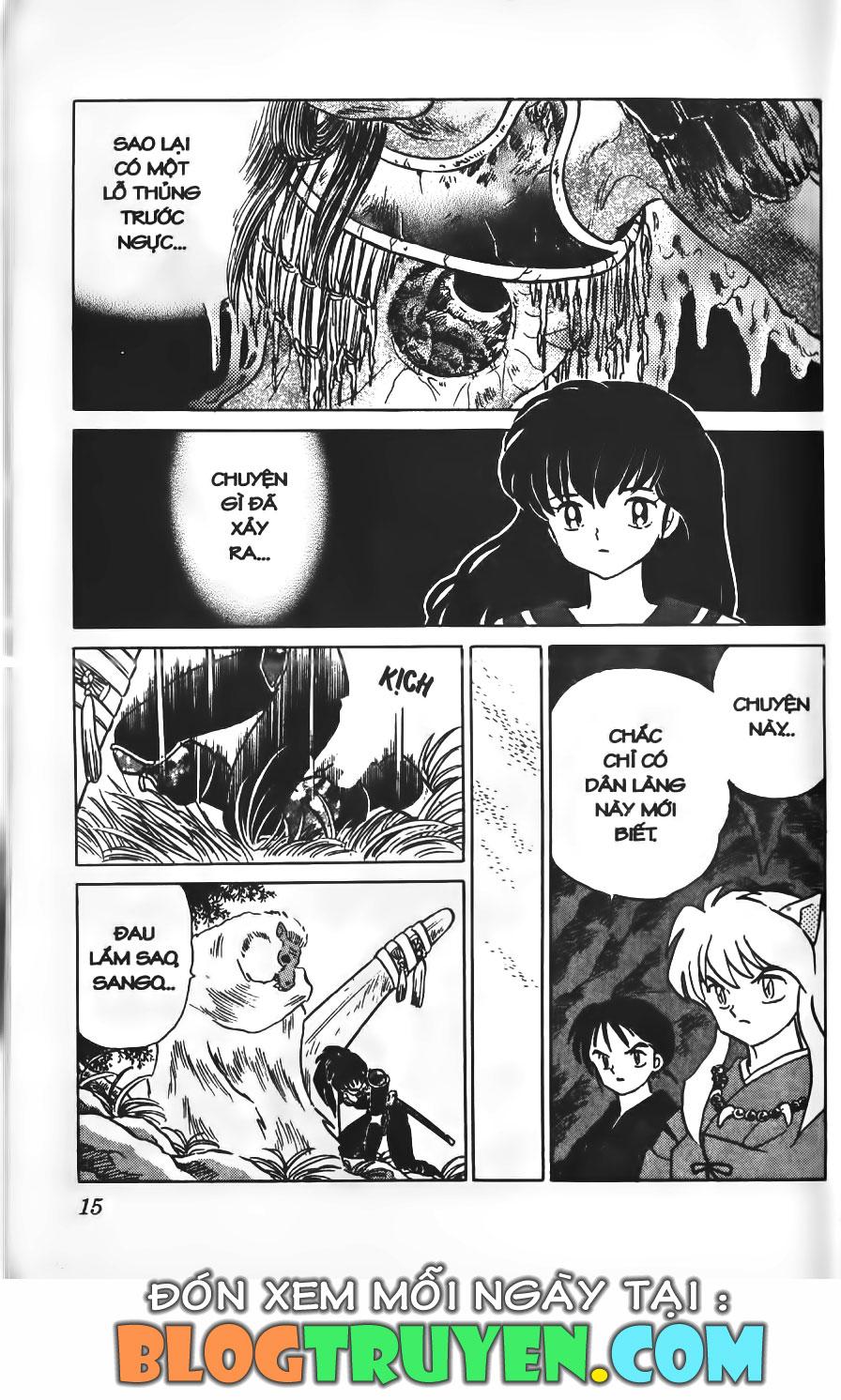 Inuyasha vol 10.1 trang 14