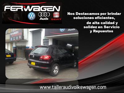 Taller Audi, VW Seat