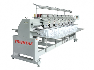 best multi needle embroidery machine