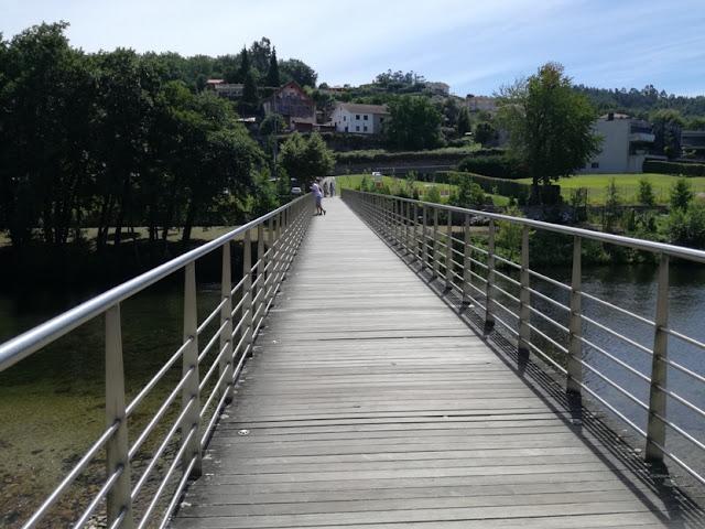 Ponte pedonal Arcos de Valdevez