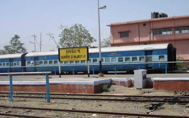 rajkot railway