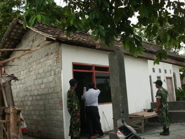 Pemantauan Langsung Pelaksanaan Program Renovasi Rumah Tidak Layak Huni